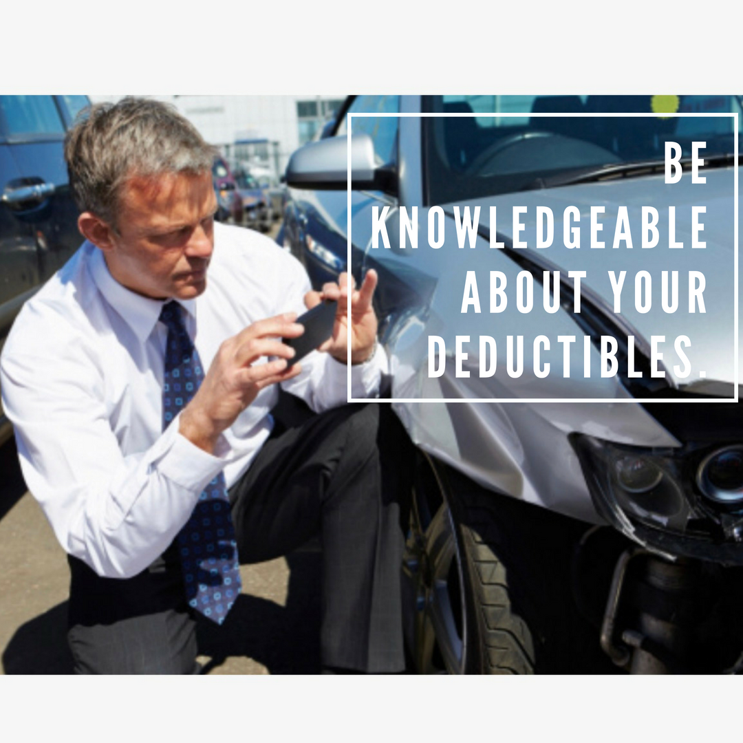 A Deductible Is The Portion Of The Costs That You Pay In A Claim