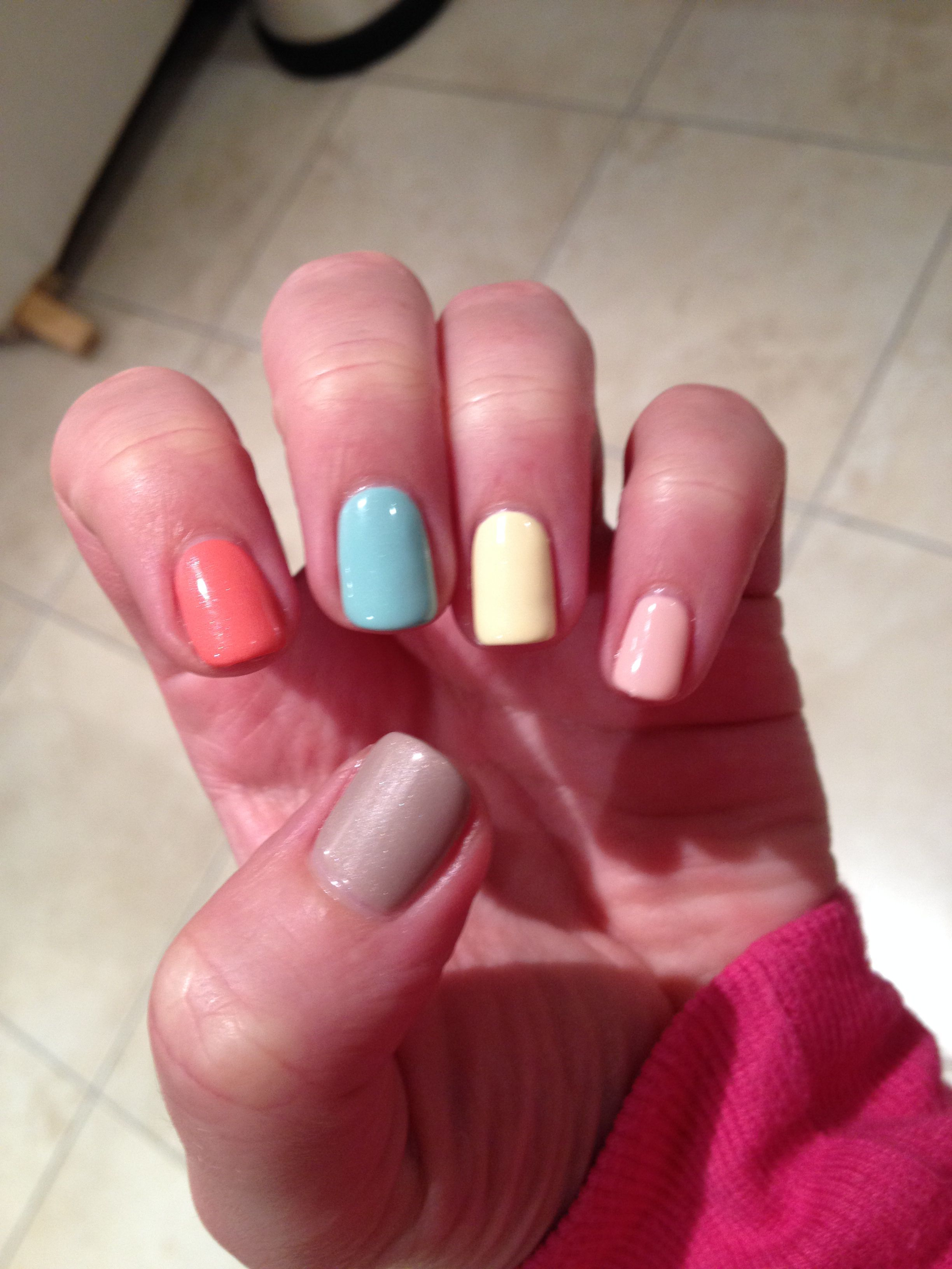 Artistic colour gloss in Snapdragon, Trouble, and I think