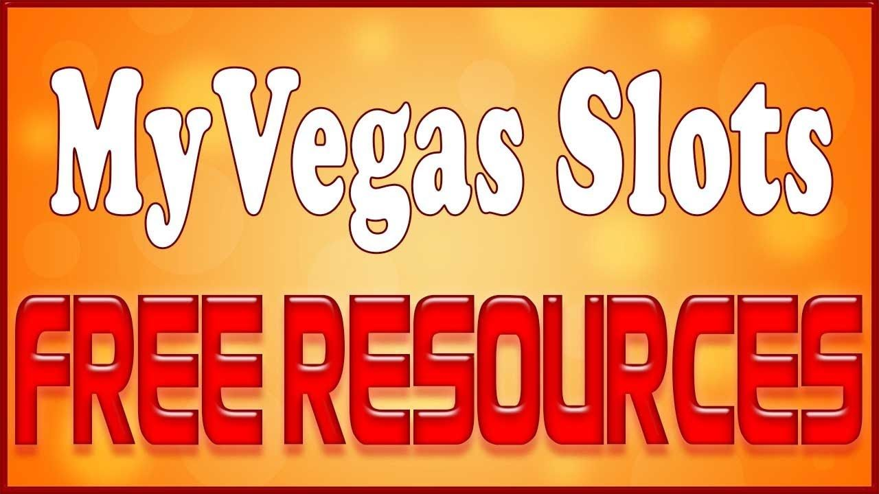 MyVegas Free Chips Mobile (Andriod & Ios ) Resource Guide
