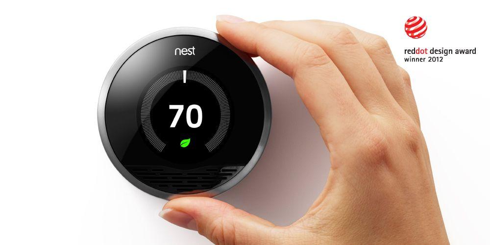 Pin by Rocka Shadu on Thermostats Nest thermostat