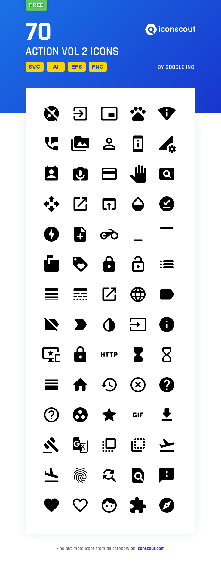 Download Download Action Vol 2 Icon pack - Available in SVG, PNG ...