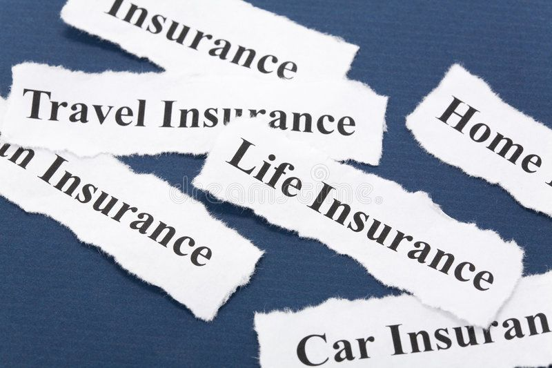 Insurance Headline Of Insurance Policy Life Health Car Travel