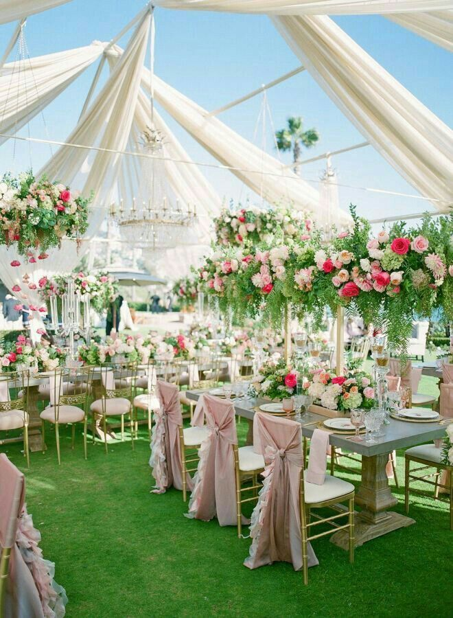 Spring Themed Wedding Wedding Table Setting Pinterest Themed