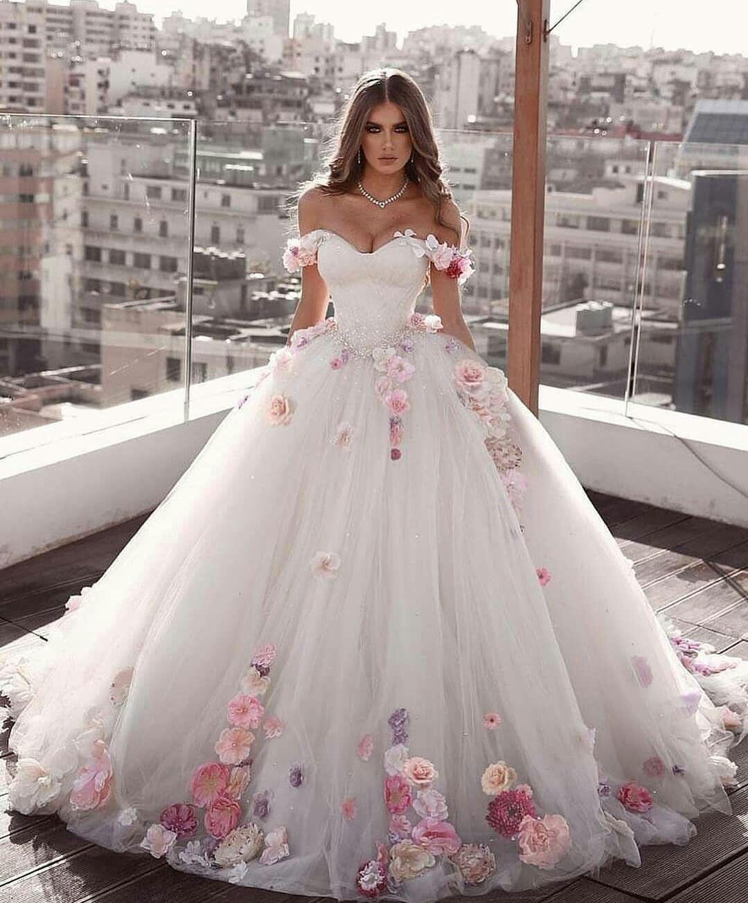 Vestido De Princesa Vestidos De Novia Princesa Vestidos De Novia Tul Vestidos De Novia