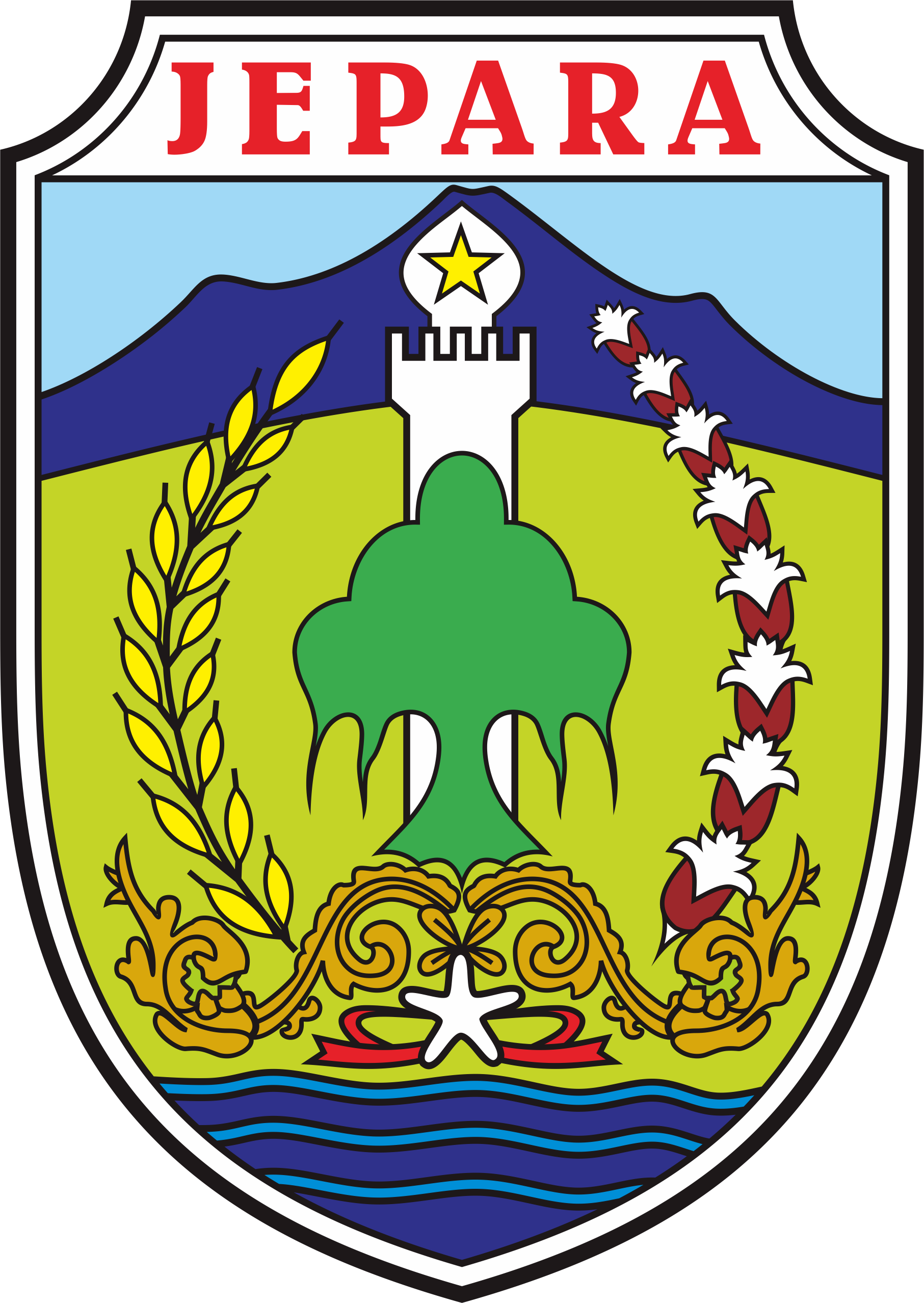 14. Jepara Indonesia, Kota