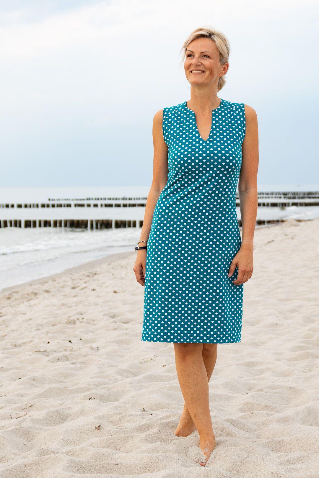 Neue Schnittmuster: Kleid Kilia, Maxikleid Milia und Shirt