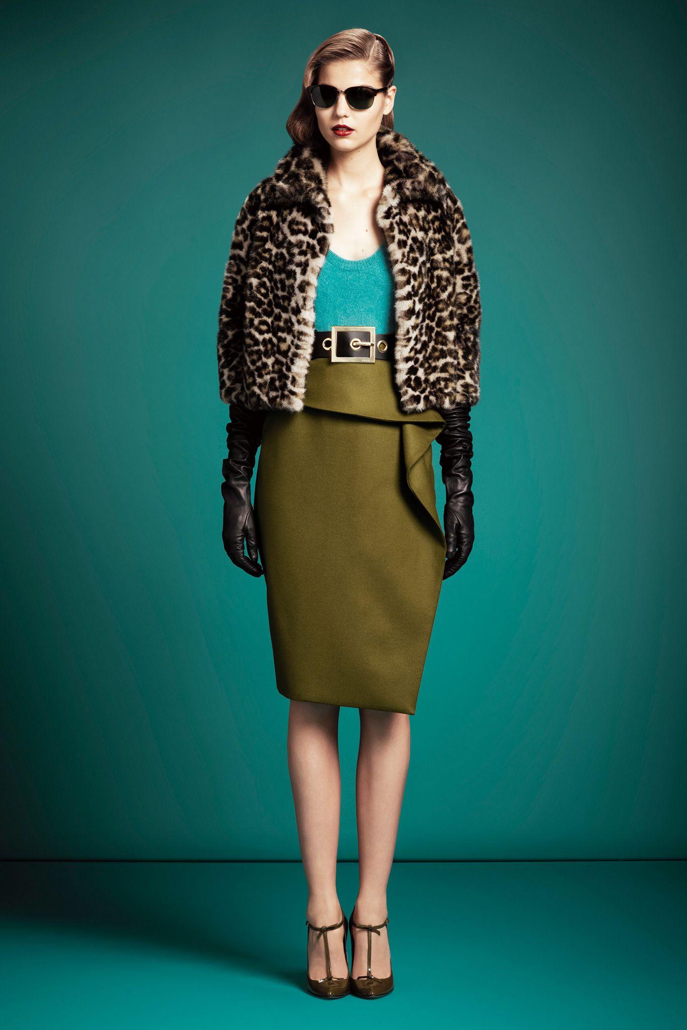 Gucci 2013 kış giyim