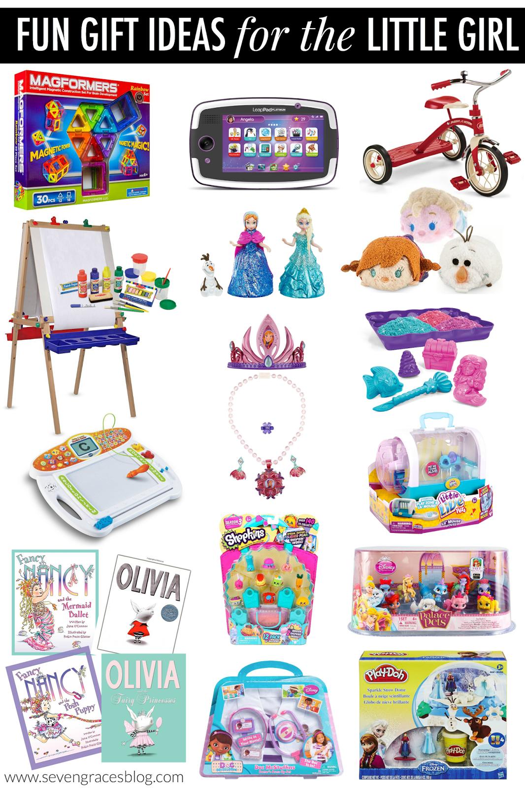 Christmas Gift Ideas for the Little Girl | Romy Kate | Christmas ...