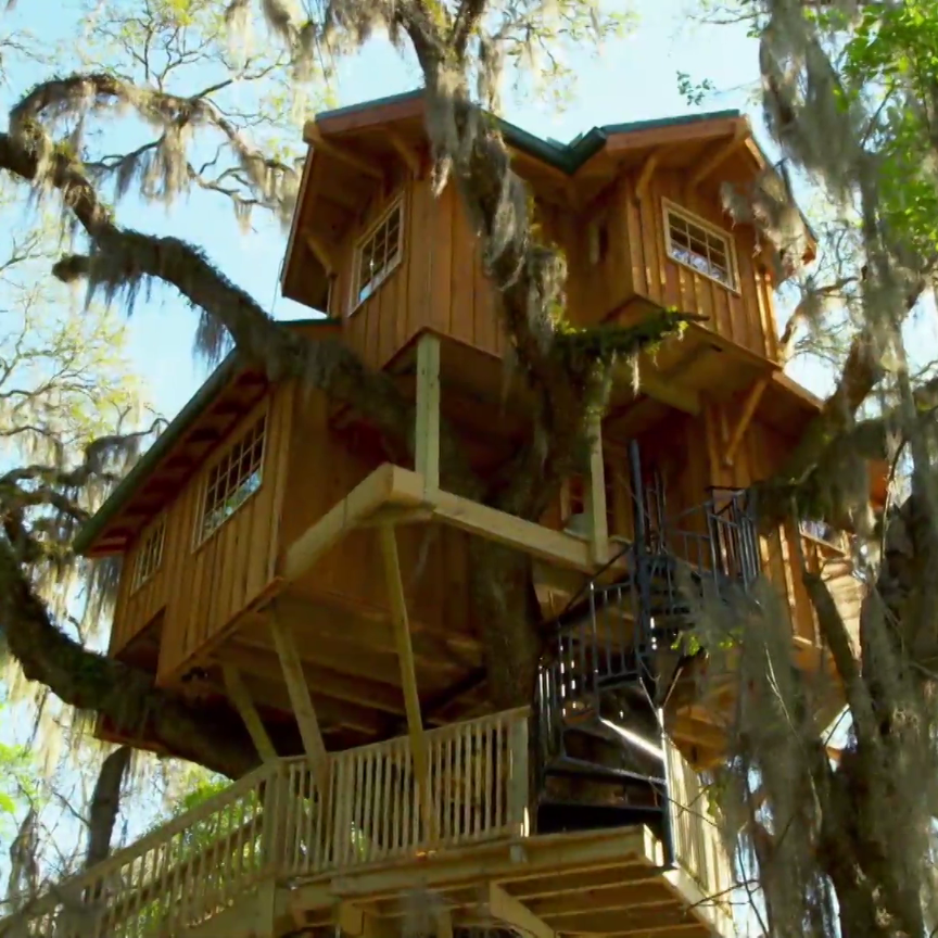 Luxury Tree Houses Designs: 5 Treehouses You Need To See