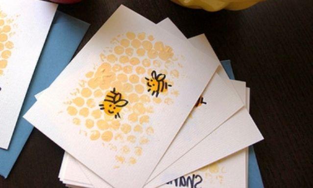 Днем рождения, открытка пчеловоду с днем рождения своими руками