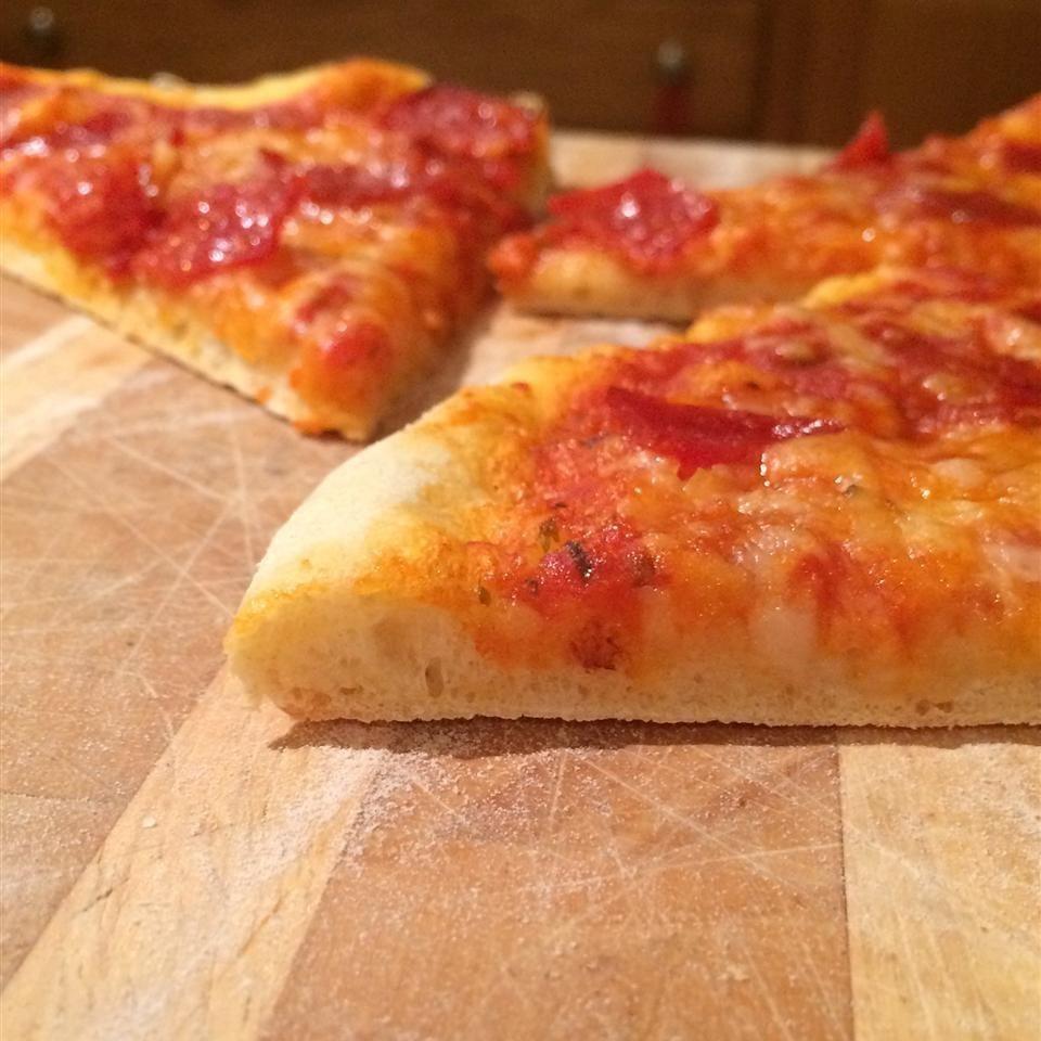 Bread machine pizza base Recipe Bread machine, Pizza