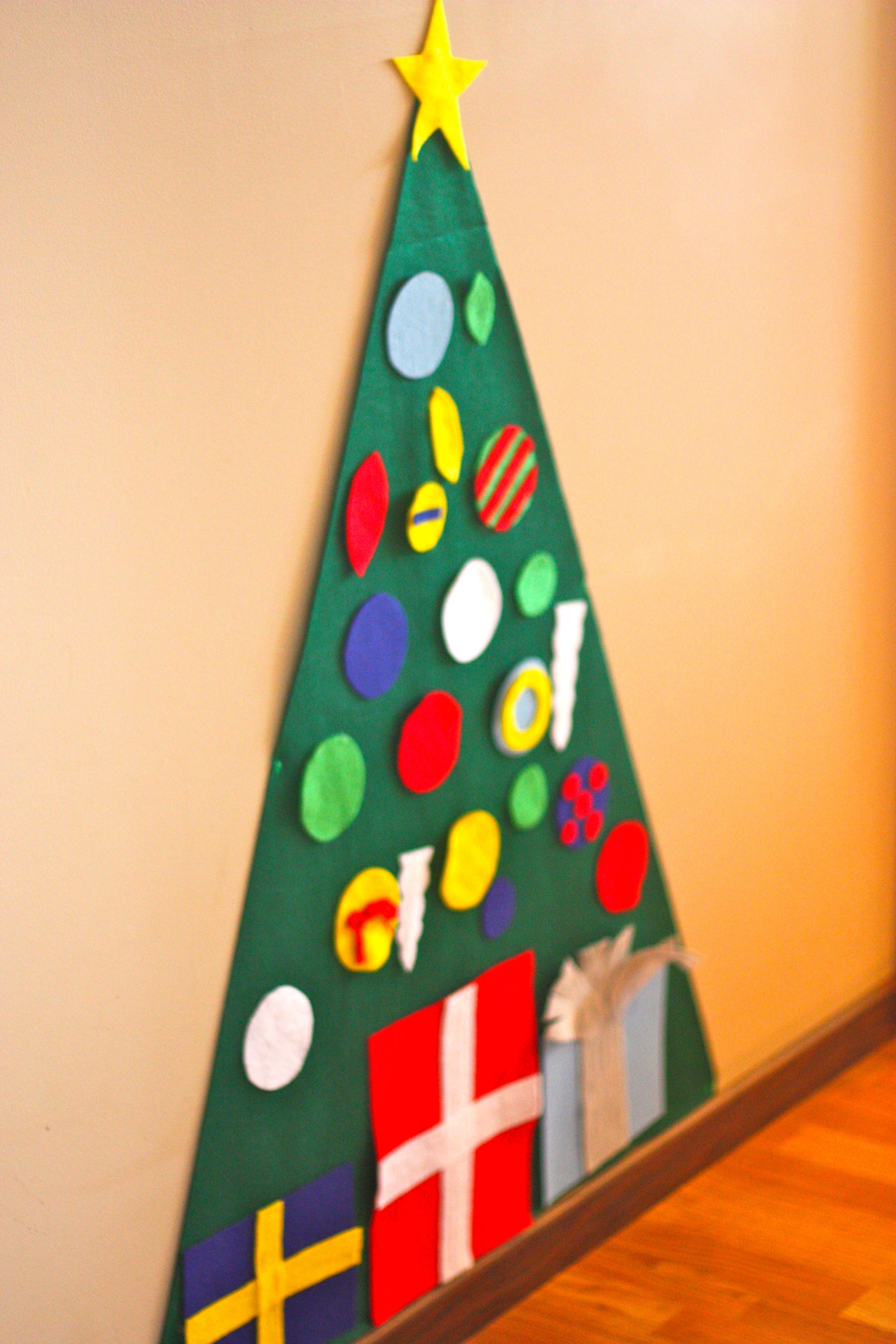 Kid-Friendly Christmas Tree | Flannel boards, Flannels and ...