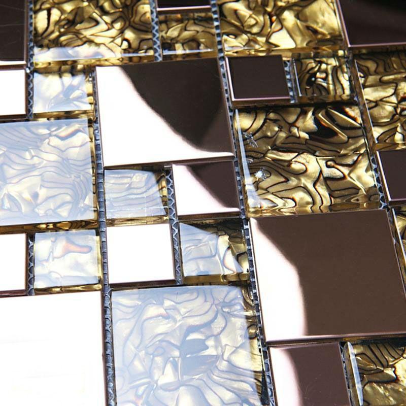 Mosaic Tile Backsplash Glass Tile Wallpaper Mosaic Pearl Shell
