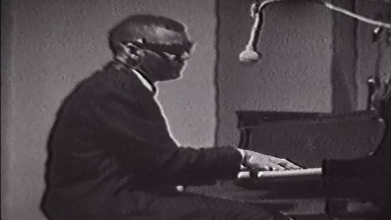Ray Charles Drown In My Own Tears Live Hd My Music Ray