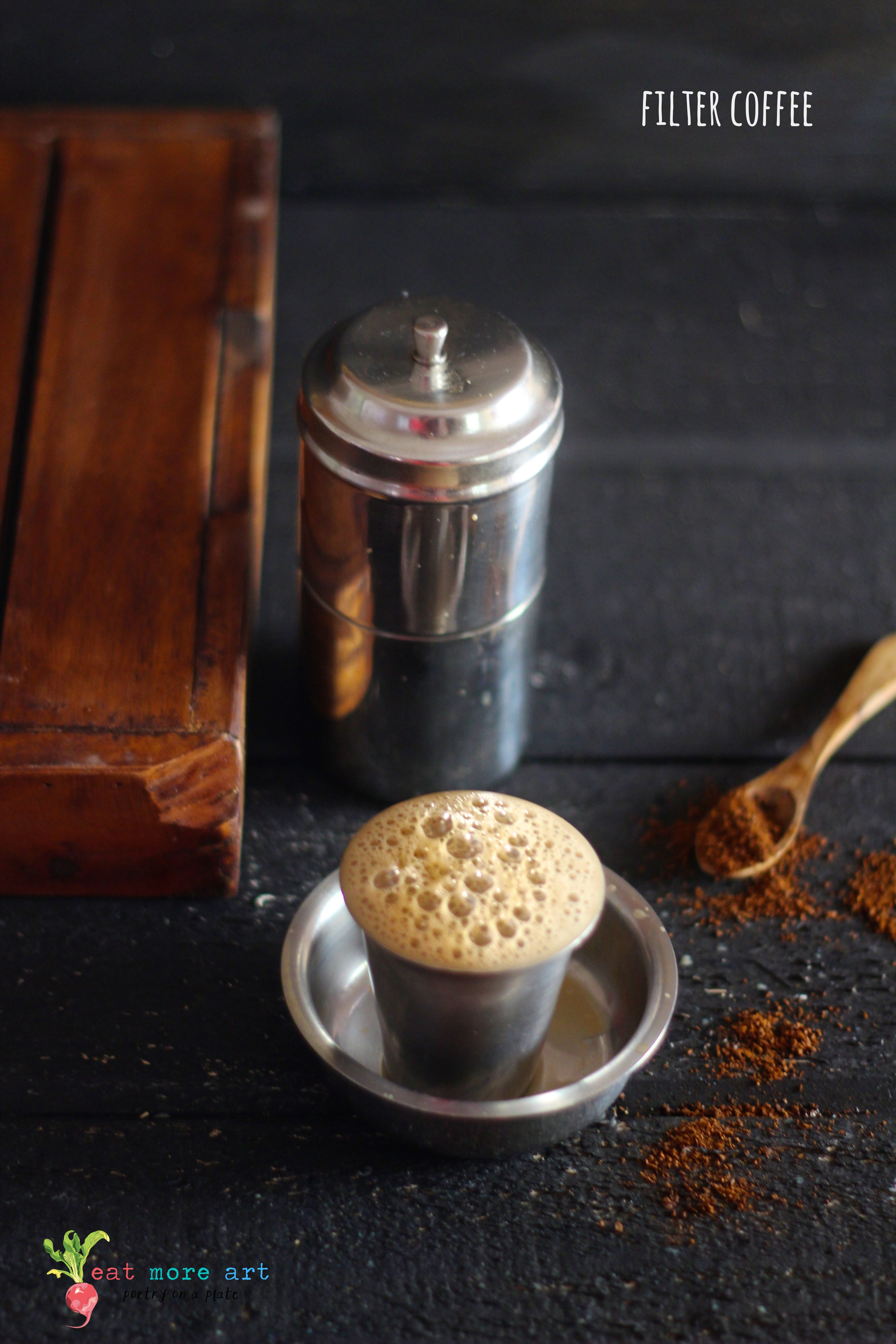 Filter Coffee South Indian Coffee Recipe Indian