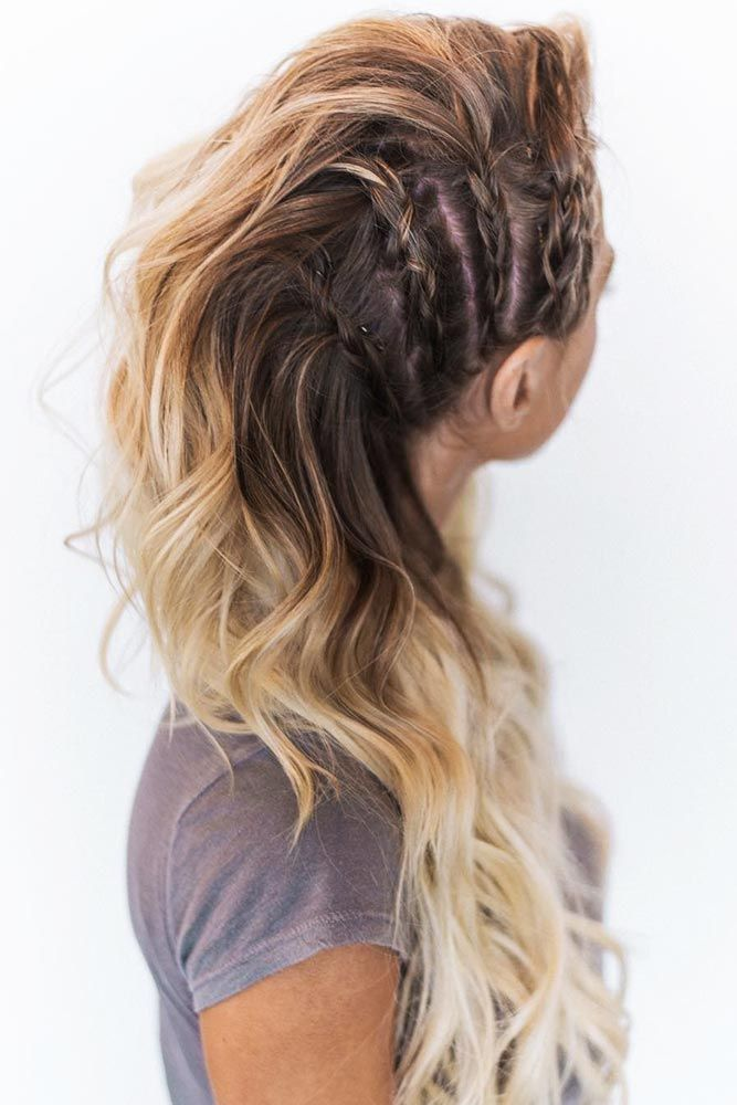 Vikings Lagertha Hair Tutorial | LoveHairStyles.com