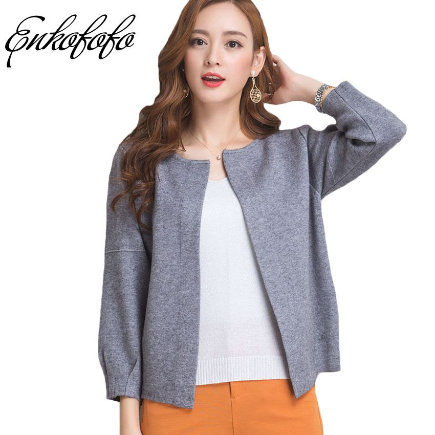 Cashmere Sweater Women 2017 New Autumn Brand Long-sleeved Full ...
