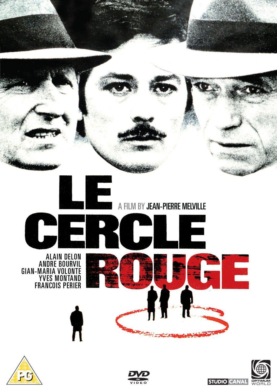 le cercle rouge Alain Delon dieulois
