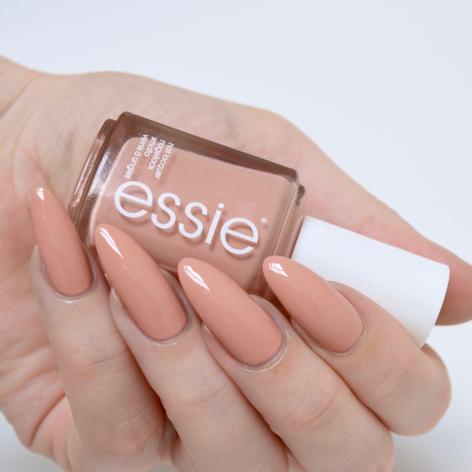 Essie Wild Nudes Collection Review | Esmalte