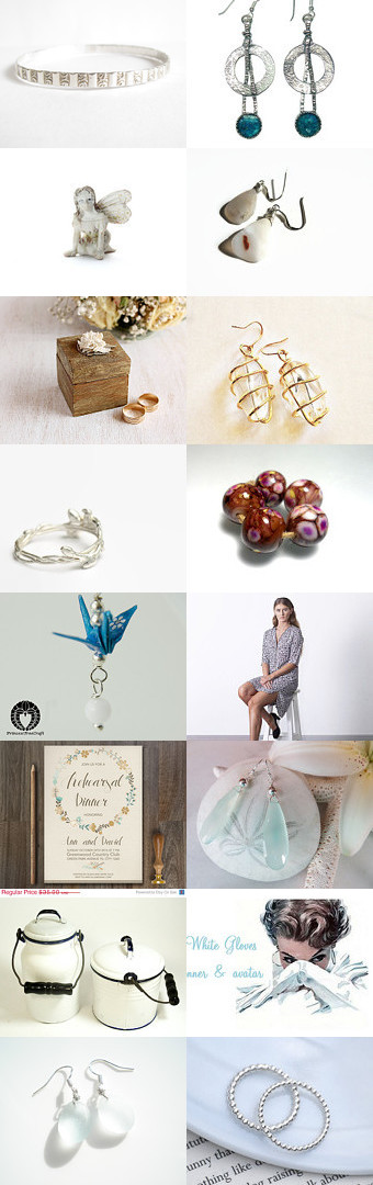 Enjoy - 88 by handmade silver jewellery one of a kind crystal wool gemstones on Etsy--Pinned with TreasuryPin.com