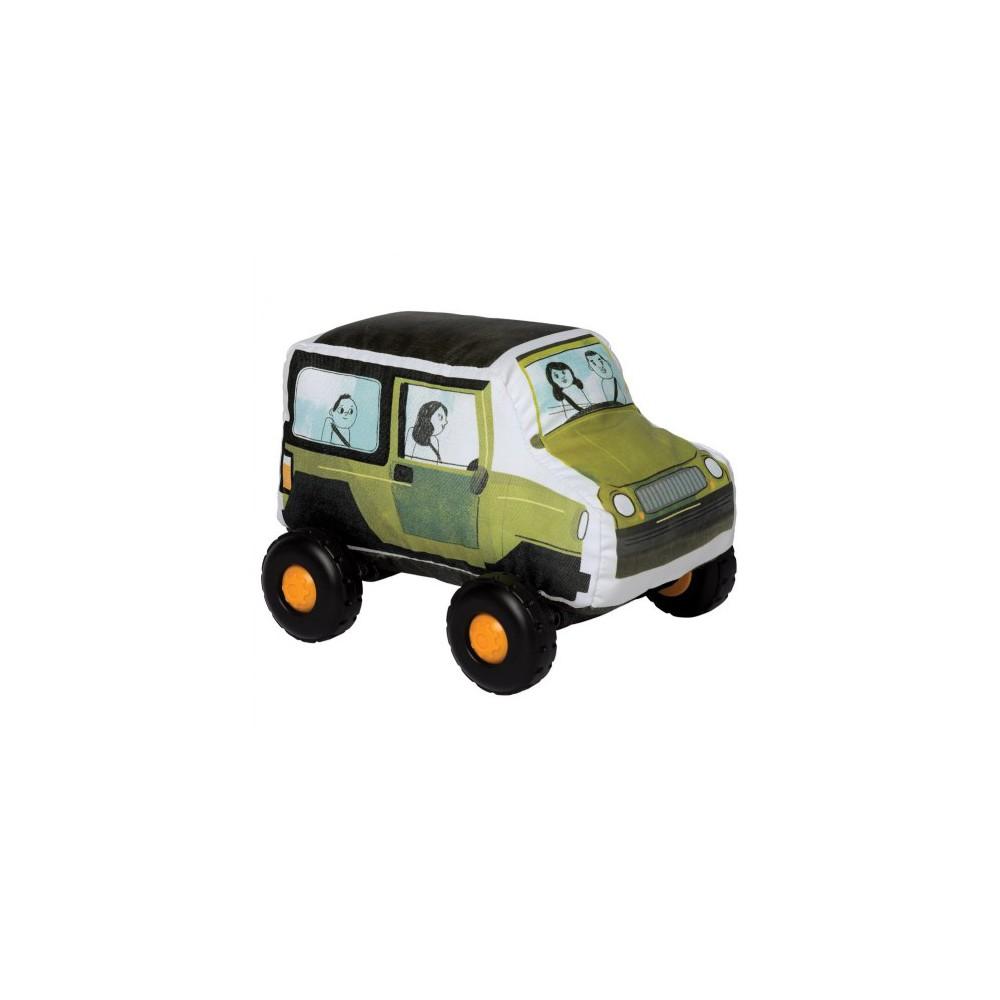 Manhattan Toy Bumpers Vehicles Plush Suv Manhattan toy