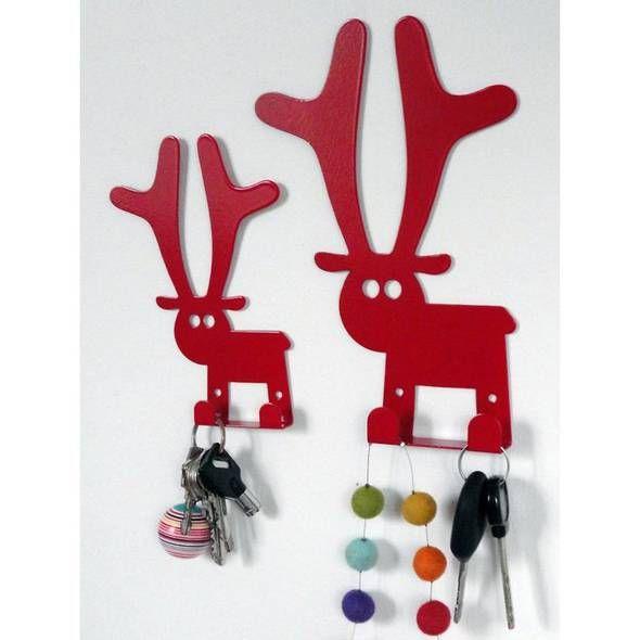 Wieszak Rudi Czerwony S Oo Design Wieszaki Kupuj Online W Atrakcyjnej Cenie Poznaj Opinie Art Cart Hanging Home
