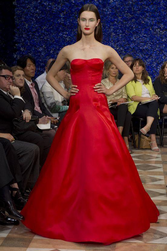 Christian Dior Haute Couture Automne-Hiver 2012-2013|20