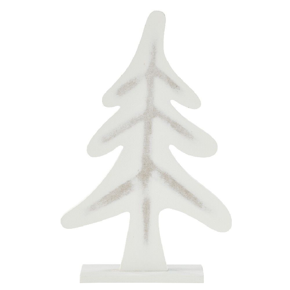 Sapin De Noel Blanc A Poser Sapin De Noel Blanc Noel Blanc Et Decoration Noel