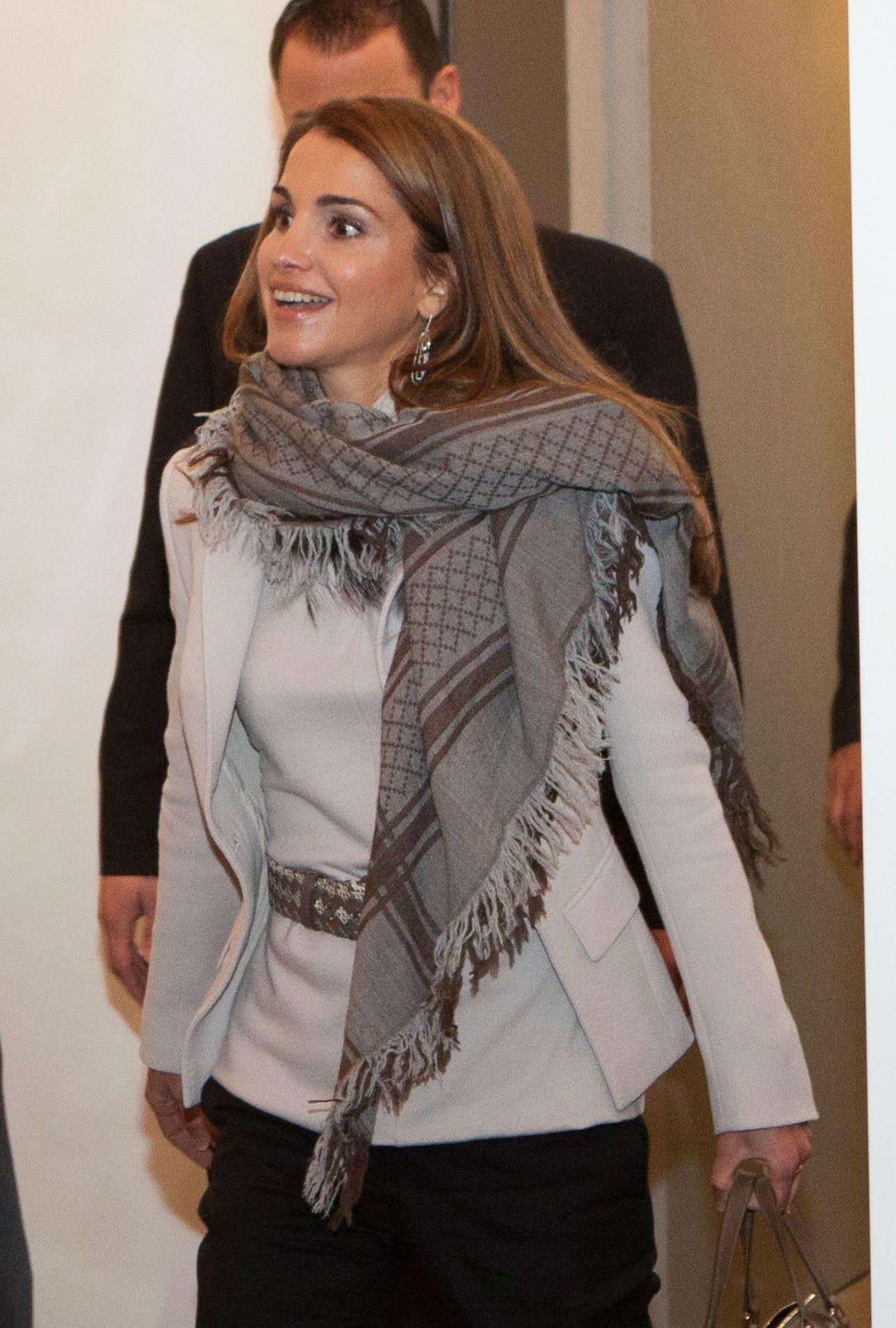 Drottning Rania