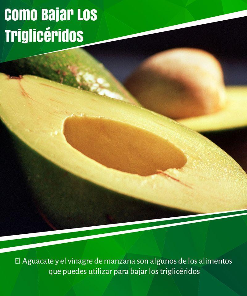 Los remedios naturales trigliceridos para