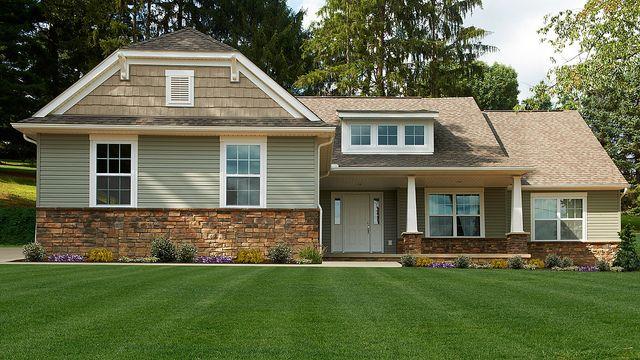 Ranch And Single Story Homes Wayne Homes Ranch House Designs Wayne Homes Custom Home Builders