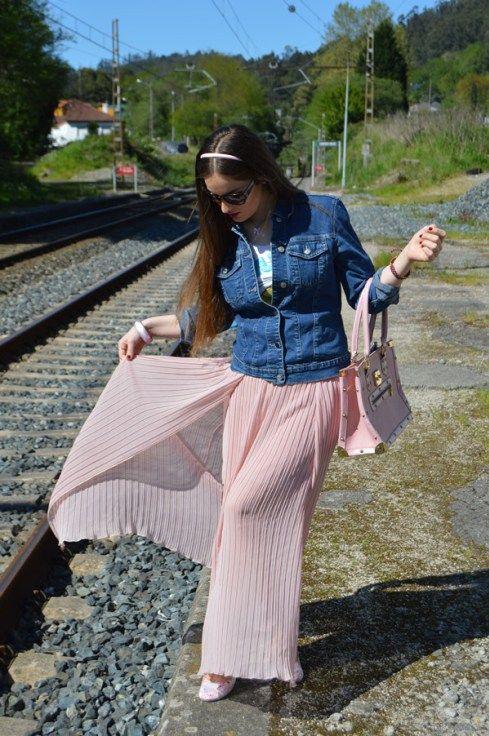 falda-rosa-plisada (1) look-luz-tiene-un-blog