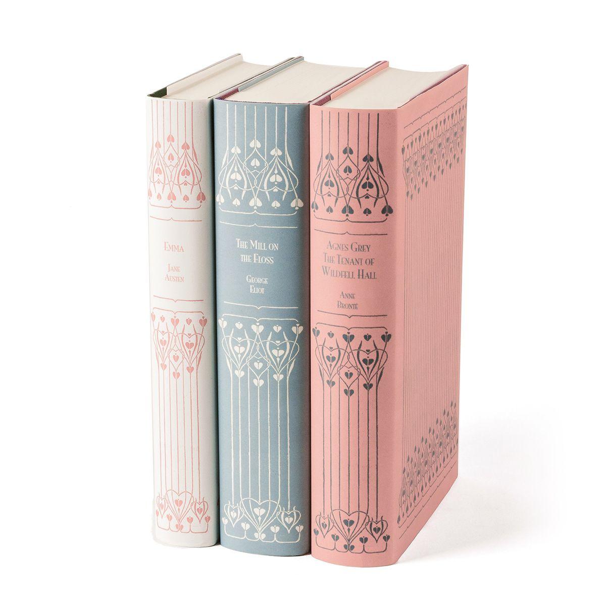 Classics In Blush Book Sets Book Set Custom Book Book Design