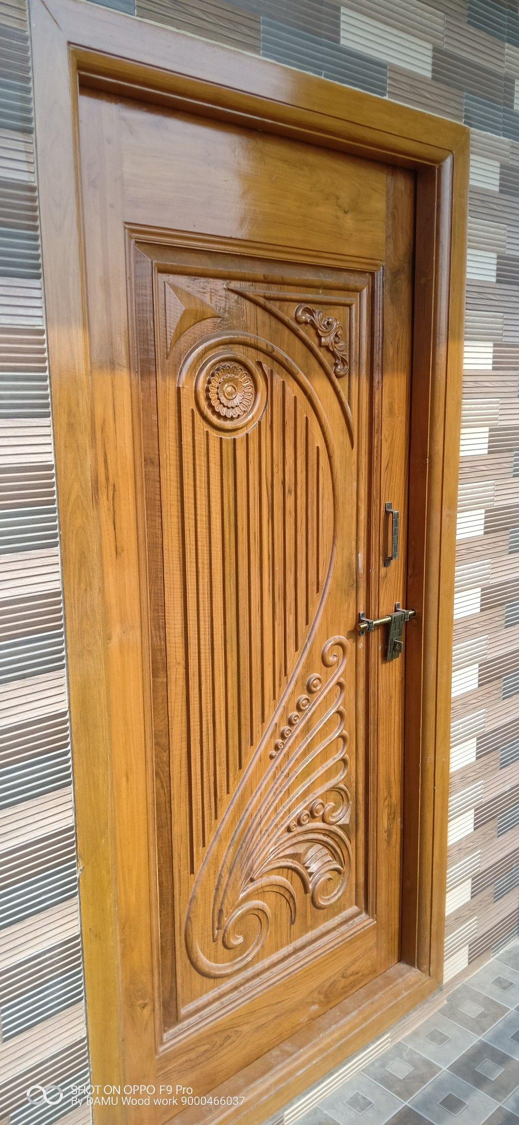 Pin By Siva Sai On Door Design Front Door Design Wood Wooden Door Design
