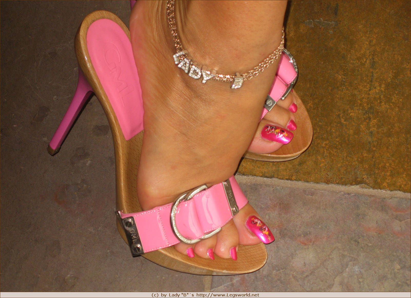 High lady heels barbara Buy Lady