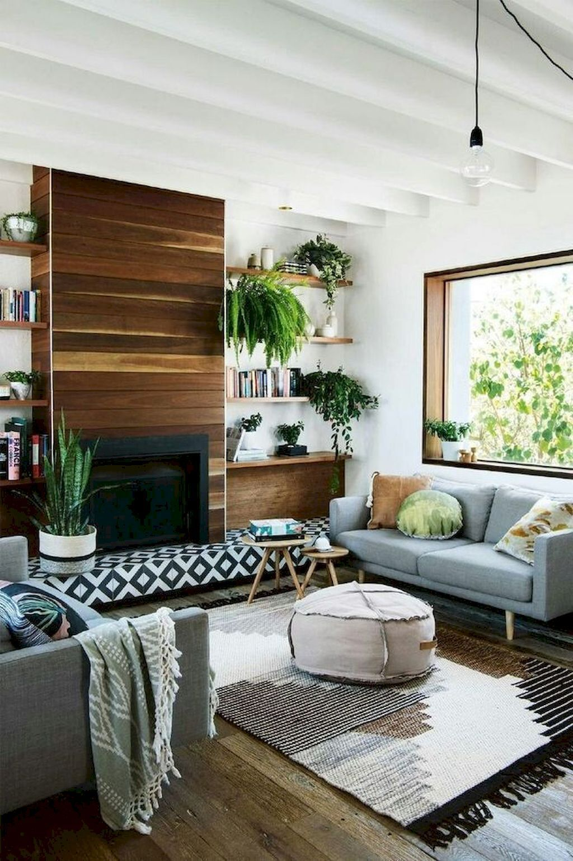 40 lovely coastal style living room ideas for summer