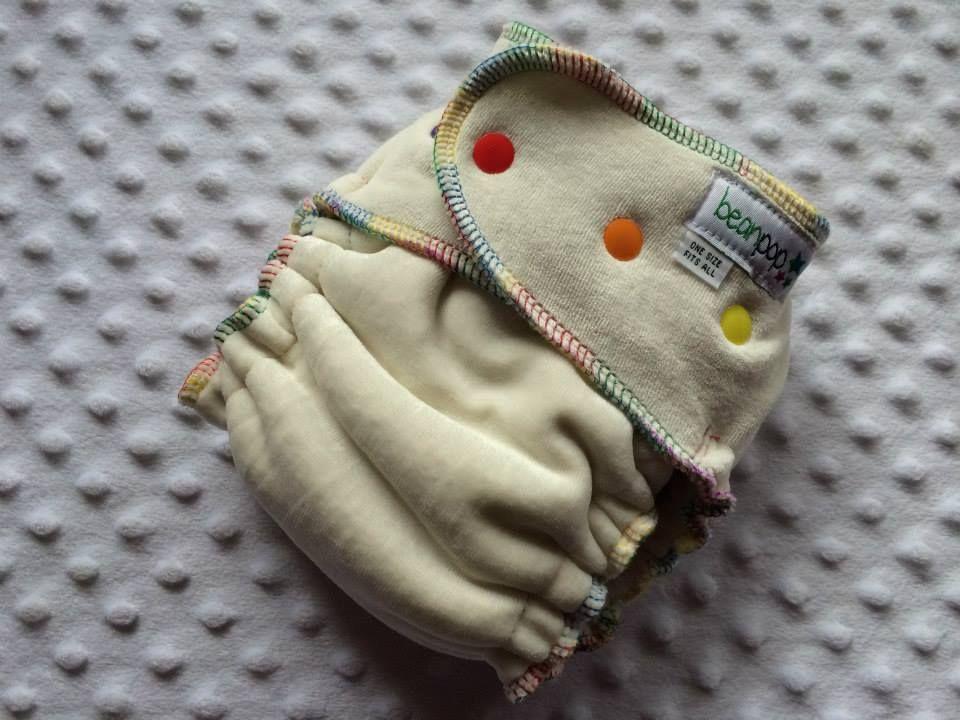 Rainbow Cream by www.beanpop.net