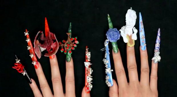 Love Nail Art This Will Be Your New Favorite Show Misc Arts And