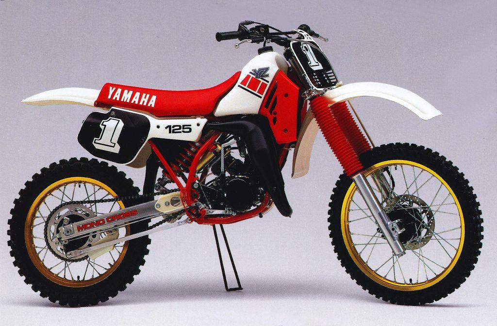 1985 Yamaha 125 Enduro Wiring Schematic Diagram