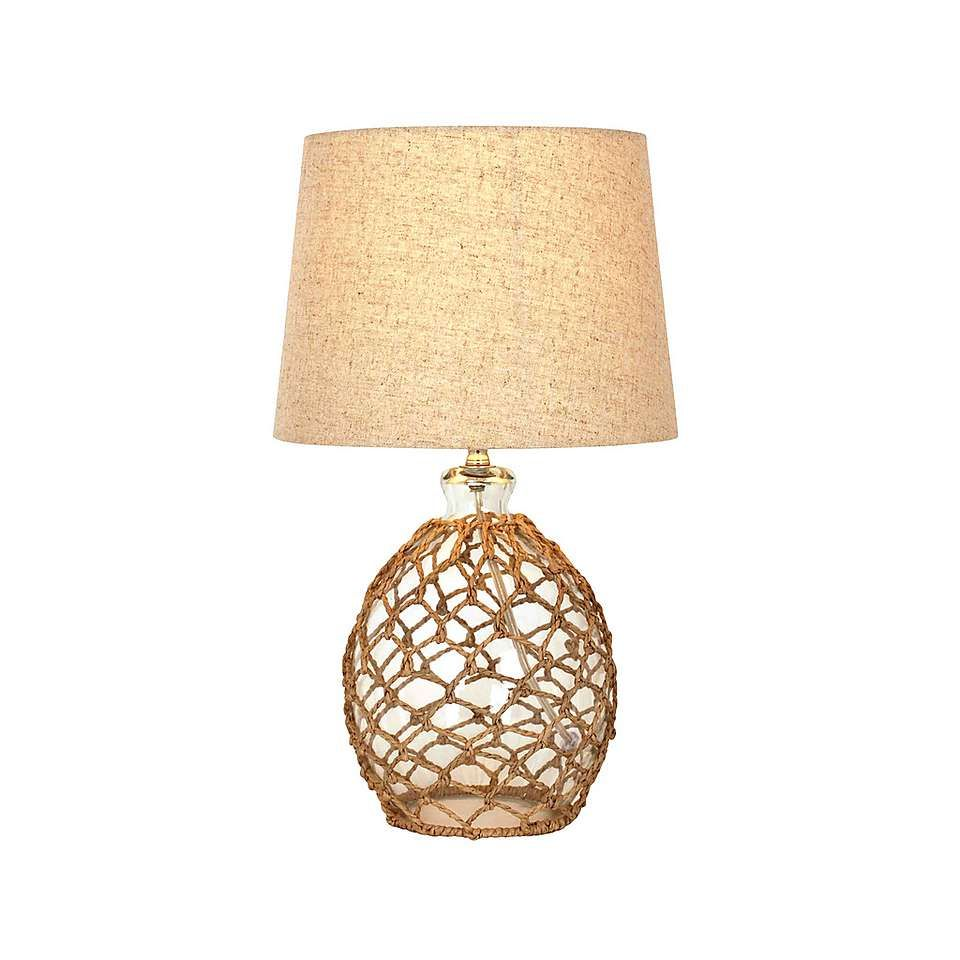 Marina Table Lamp | Dunelm
