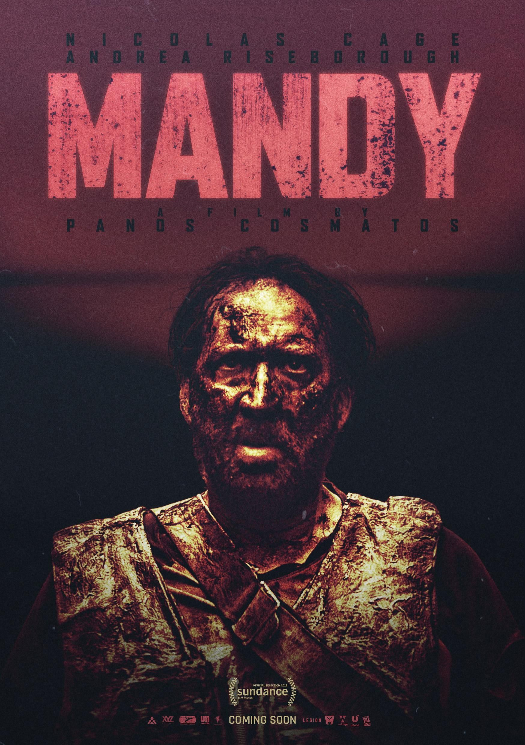 Image result for mandy movie foreign poster
