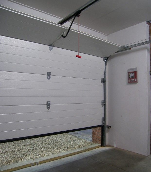 Are Sectional Garage Doors For You Garage Doors Sectional