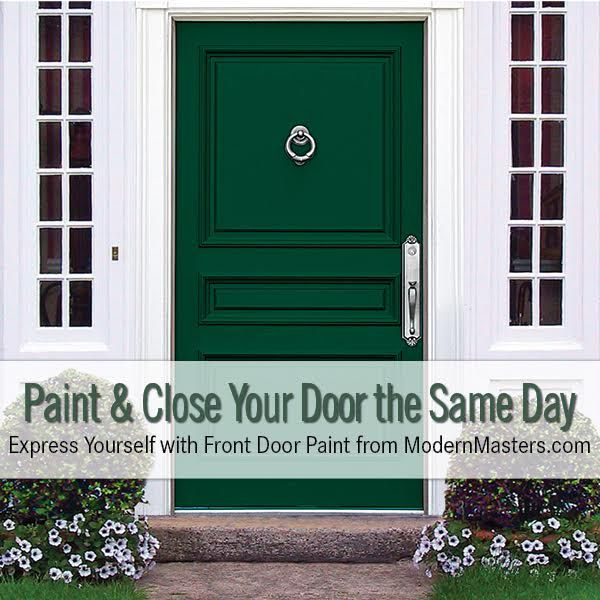 How To Boost Your Homes Curb Appeal Paint The Front Door With