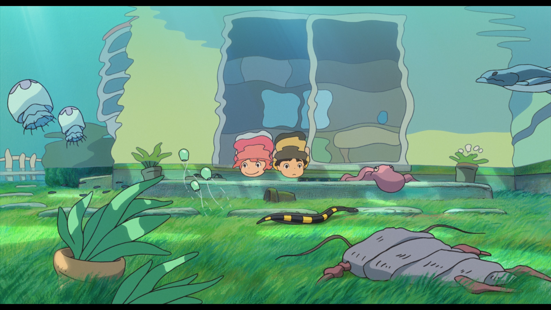 Ponyo-screencap-ponyo-on-the-cliff-by-the-sea-30547696 ...