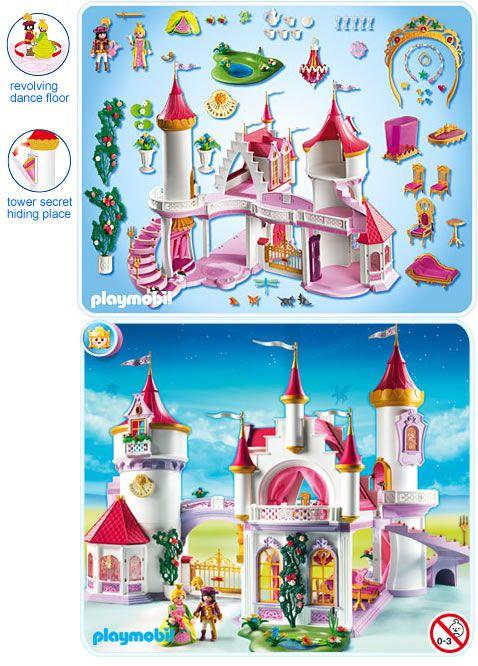 Playmobil   Princess Fantasy Castle #5142 Jouet, Salle, Princesse  Fantastique, Château Fantastique