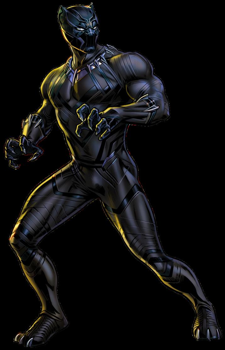 Black Panther Civil War by alexiscabo1 Marvel cómics