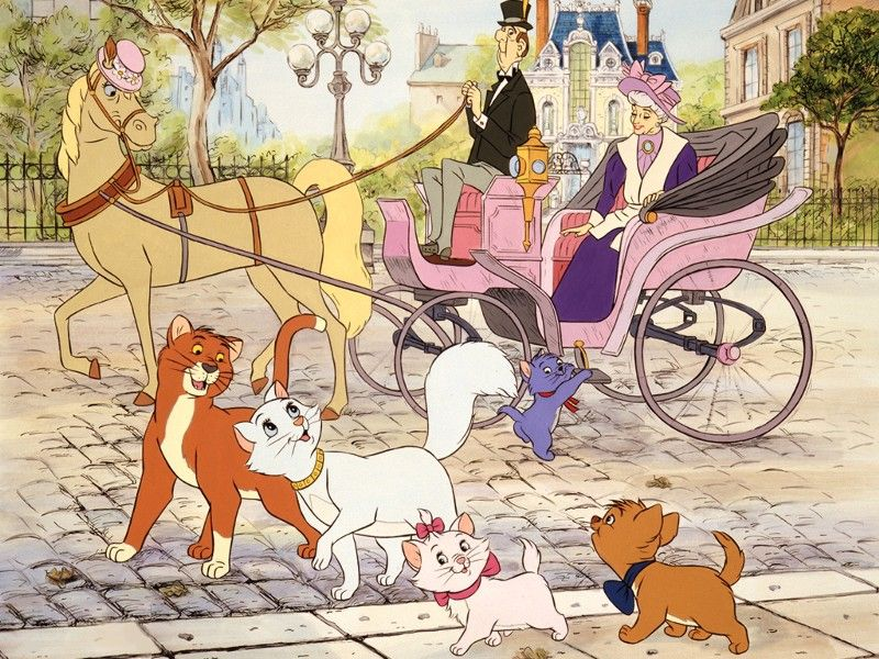 les aristochats | When you wish upon a star... | Pinterest | Les ...