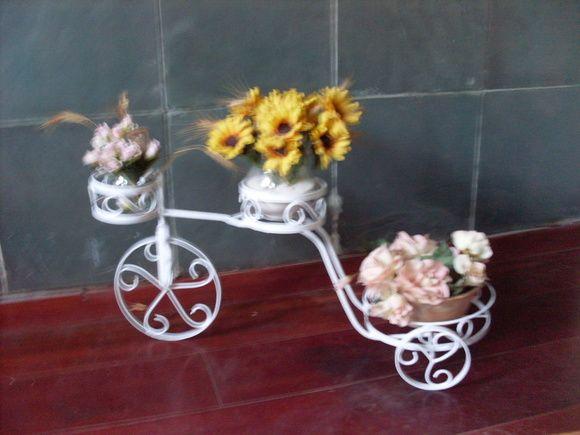 Triciclo Tri floral