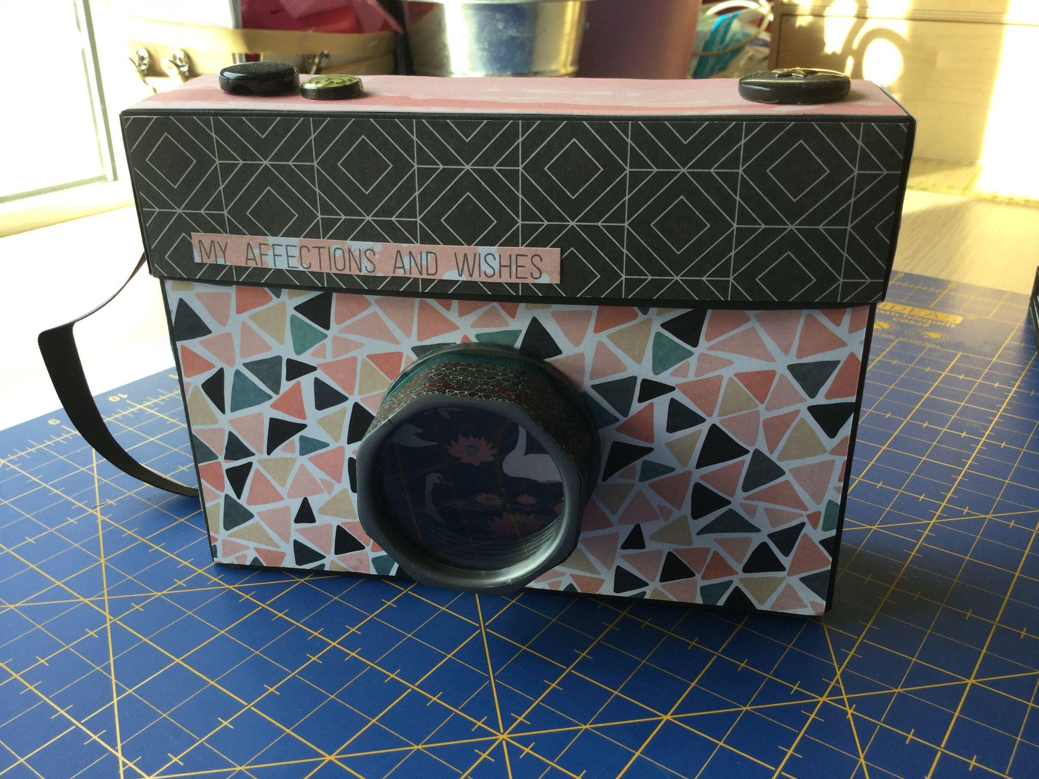 Caja para álbum