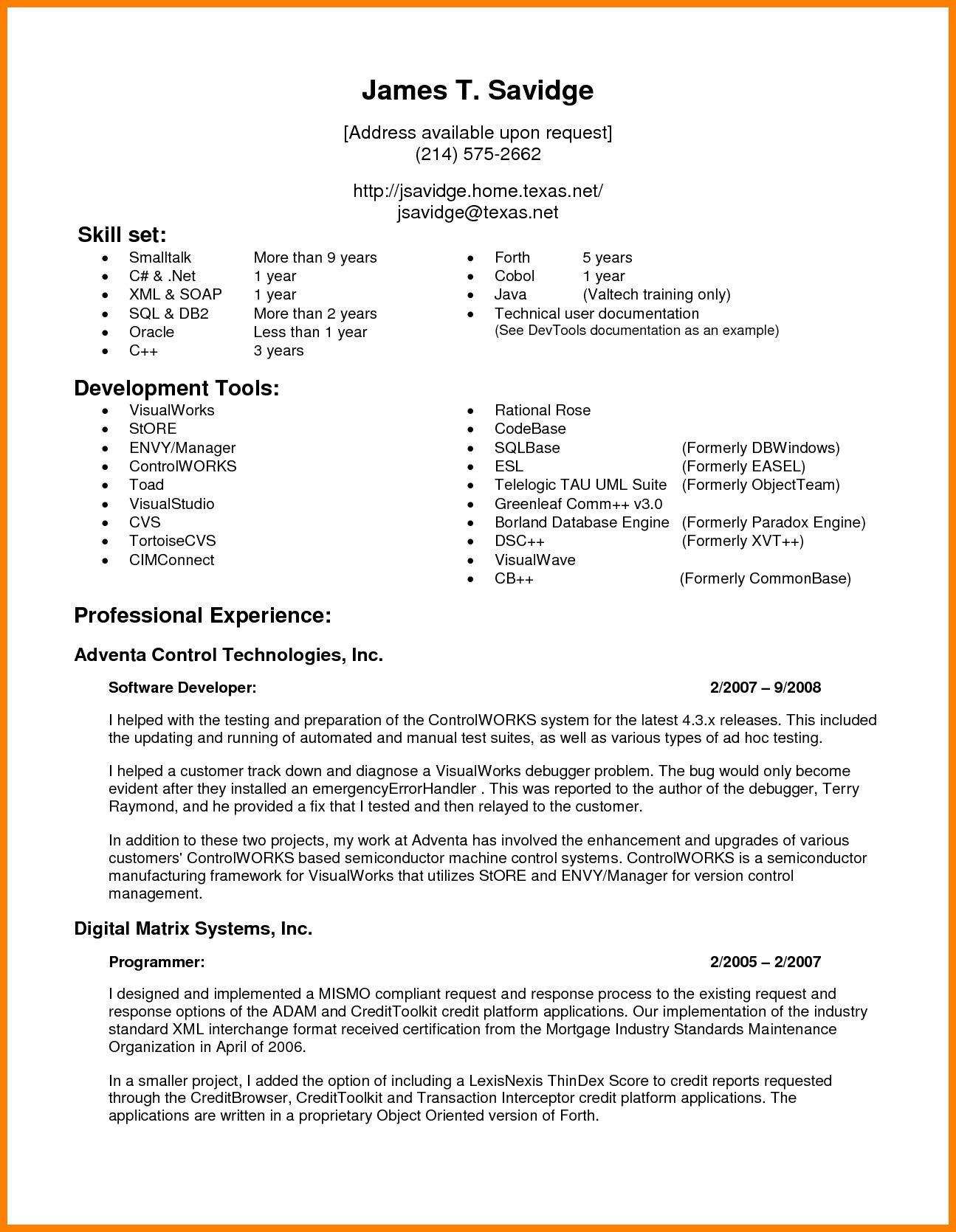 Resume Format Options Resume format, Resume format free